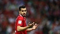 پست سعید عزت الهی پس از باخت ایران مقابل اسپانیا+ عکس